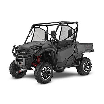 2017 Honda Pioneer 1000 Limited Edition for sale 200468066